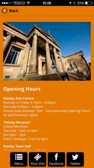 Paisley Arts