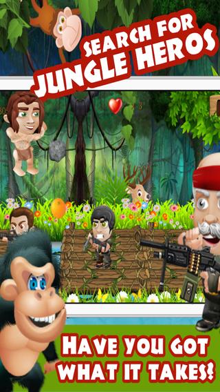 Monkey's revenge: Little Jungle Raiders