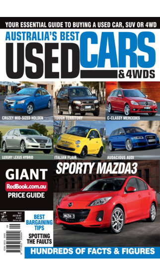 Australia's Best Used Cars and 4WDs