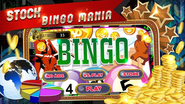 "Super Stocks Market Shares Investment Bingo "" Pop Charts Master Casino blast Vegas Edition """