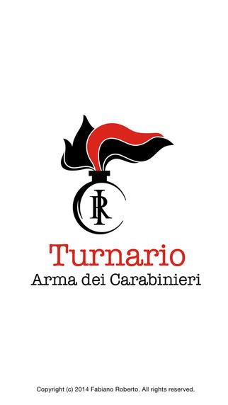 Turnario Arma dei Carabinieri