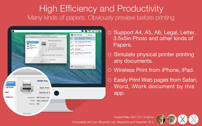 PDF Printer Screenshot - 4