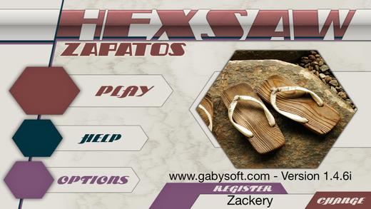 HexSaw - Zapatos