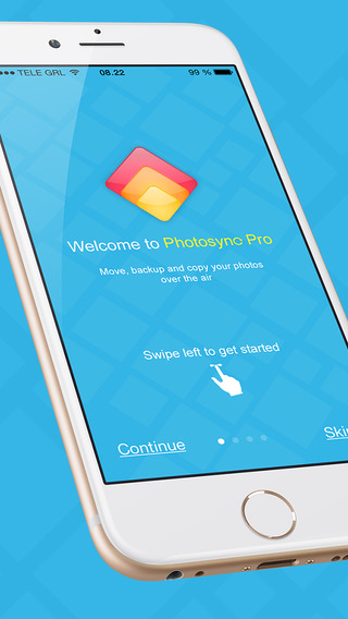 Photosync Pro - Quick Easy Photo Backup with Dropbox and Google Drive