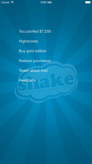 Poof Its Gone iPhone Screenshot 3