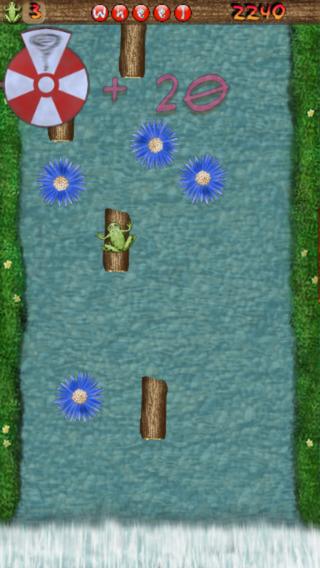 LeonardFrogHD iPhone Screenshot 4