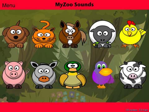 MyZoo Sounds