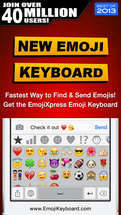 Emoji> - iPhone Mobile Analytics and App Store Data
