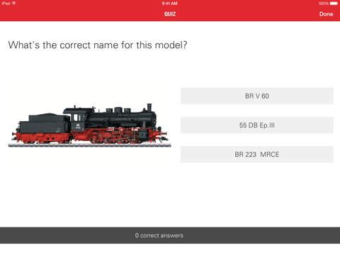 Märklin Product Catalog iPad Screenshot 3