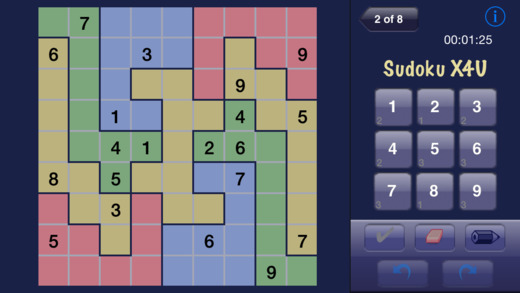 Sudoku X4U