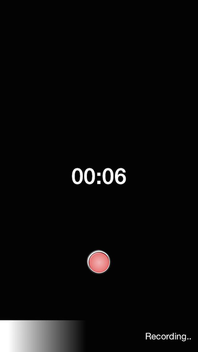 블랙녹음기 – SRecord