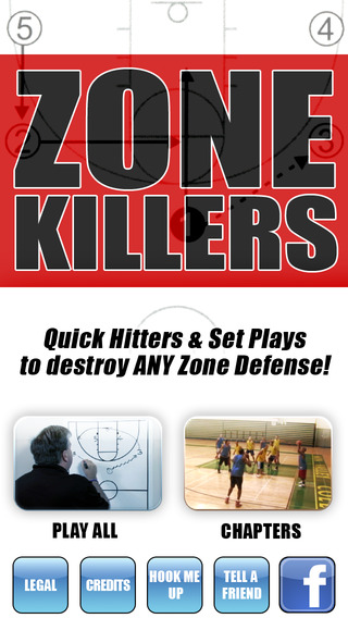 Zone Defense Killers: Scoring Playbook - with Coach Lason Perkins - Full Court Basketball Training I