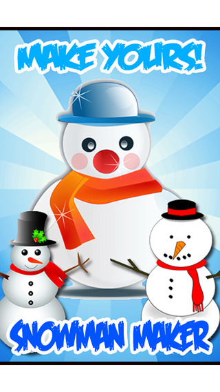 Build a Frozen Snowman