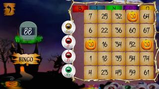 Screenshot 1 Хэллоуин Бинго Партия Удовольствие