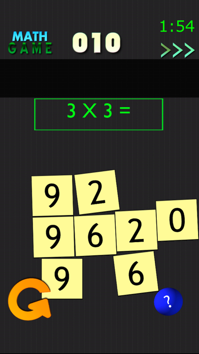 The Math Game screenshot 1