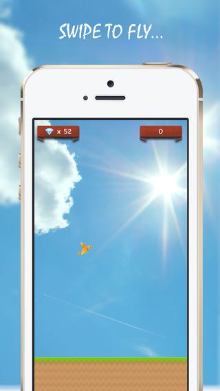 Flappy Paper Bird - top free bird games