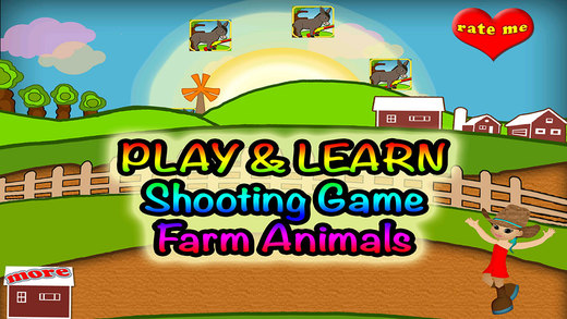 Animals Target Preschool Learning Experience At The Farm Game