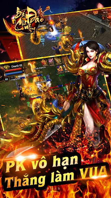 Bá Đao Chi Mộng - Võ Lâm Tranh Bá Screenshot