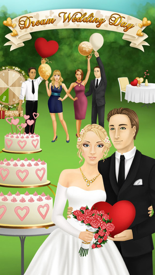 Valentine Wedding Day – Bride Beauty Salon Dress Up and Dream Party