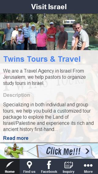 Visit Israel Tour Jerusalem