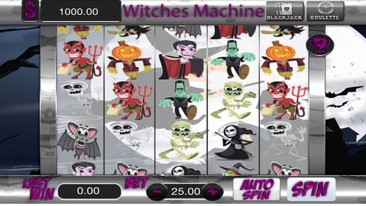 Pump Halloween Machines 3 Games in 1