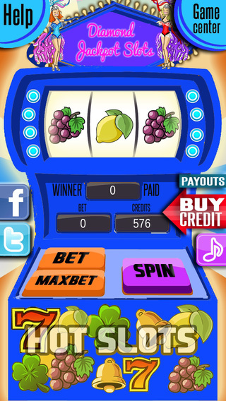 Spin And Win - Las Vegas Jackpot Lucky Casino Slots Game Free