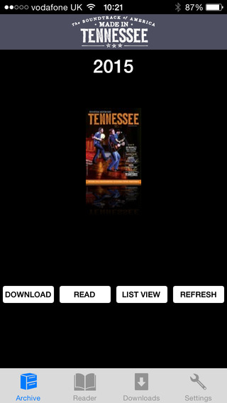 Tennessee Official Vacation Guide