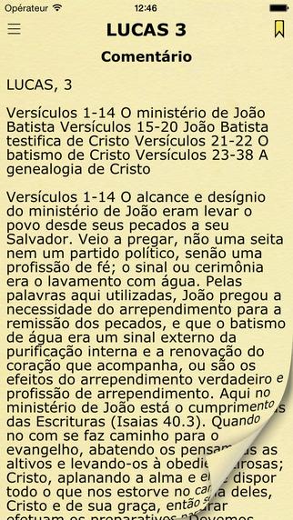 Comentario Biblico Bible commentary in Portuguese