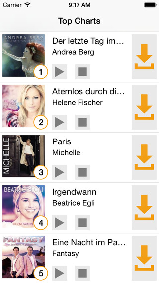 Schlager Charts