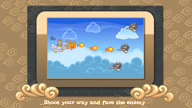 Bird flight fantasy meisters screenshot