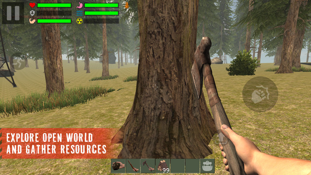 The Survivor: Rusty Forest Screenshots