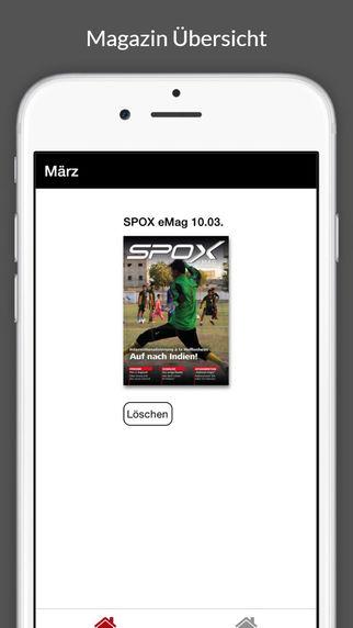 Das SPOX eMagazine: Die besten Interviews und Hintergrund-Artikel der Woche