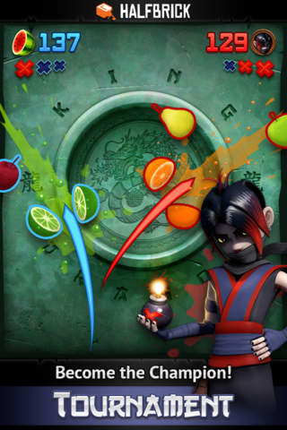 Screenshot 2 Fruit Ninja