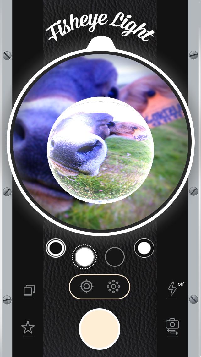 App shopper fisheye camera free fisheye camera with for Fish eye lense app