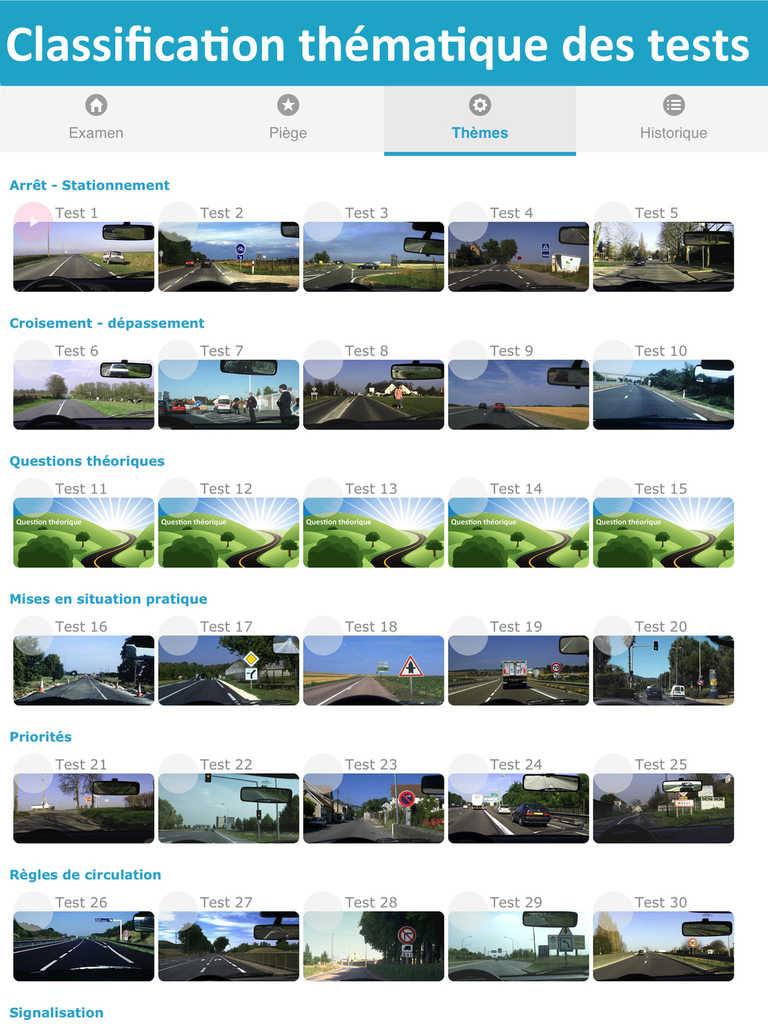 app shopper code de la route 2016 permis de conduire 2016 par i auto ecole education. Black Bedroom Furniture Sets. Home Design Ideas