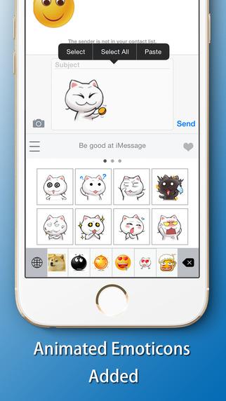Emoji Added