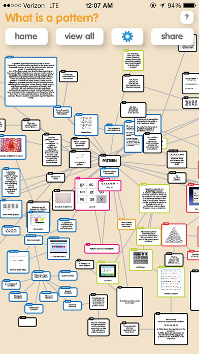 Popplet iPhone Screenshot 5