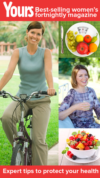 Yours Magazine: Health recipes fitness fashion and beauty for the over-50s