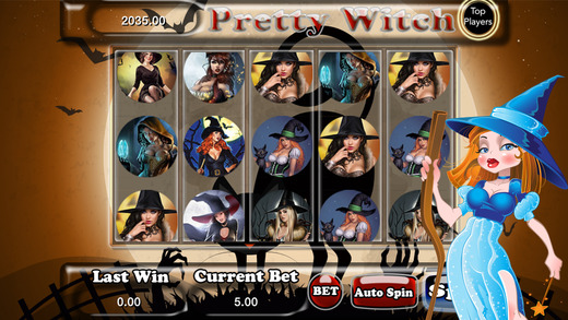 free online slots for fun rich witch