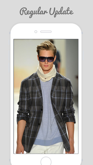 Men Clothing Style - Menswear Design Trends Ideas