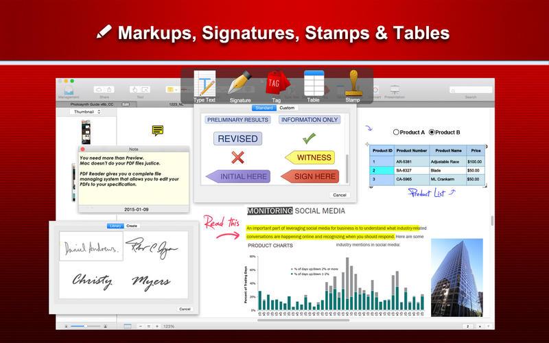 PDF Reader Screenshot - 4