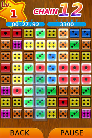 CountDicePuzzle screenshot 1