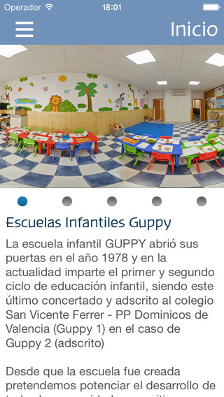 Escuela Infantil Guppy