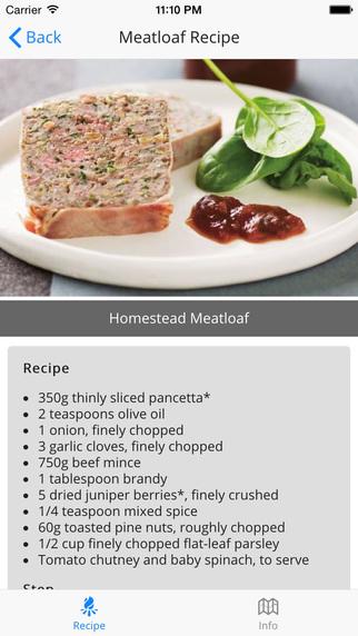 Meatloaf Recipe Easy