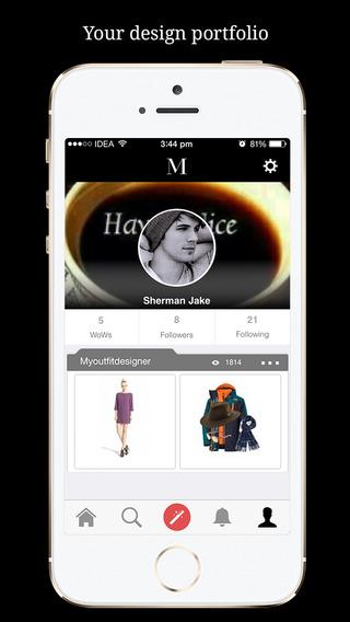 玩工具App|My Outfit Designer: Discover, Create & Share Fashion Trends免費|APP試玩