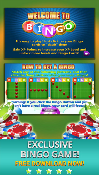 Power Blitz PRO - Play no Deposit Bingo Game with Multiple Levels for FREE