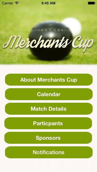 RCGC Merchants Cup