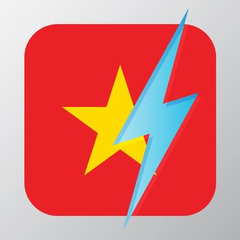Learn Vietnamese - Free WordPower LOGO-APP點子