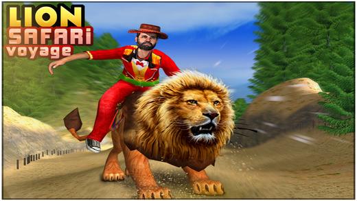Lion Safari Voyage