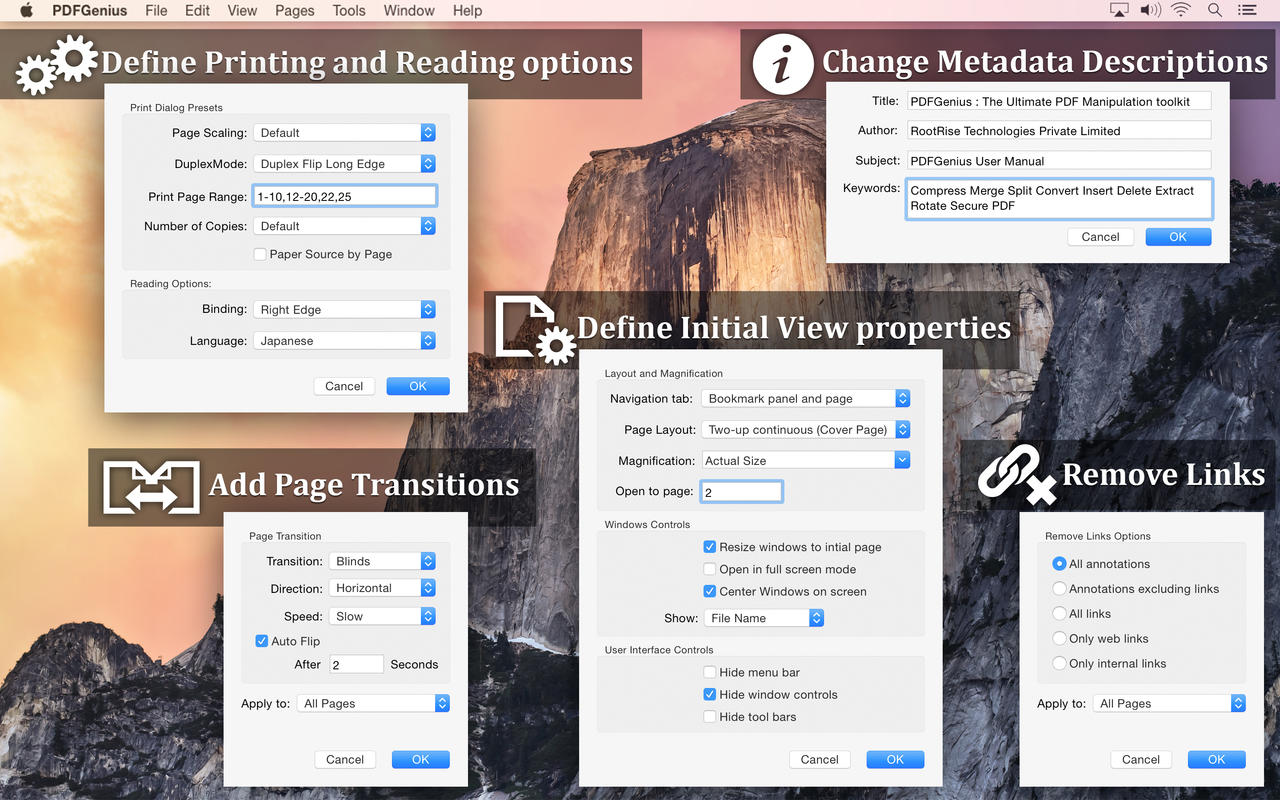 combining multiple jpegs into 1 pdf mac
